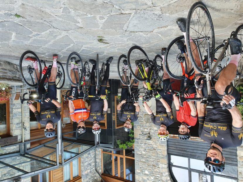 Hannibal Pyrenees Spain France Bike Tour