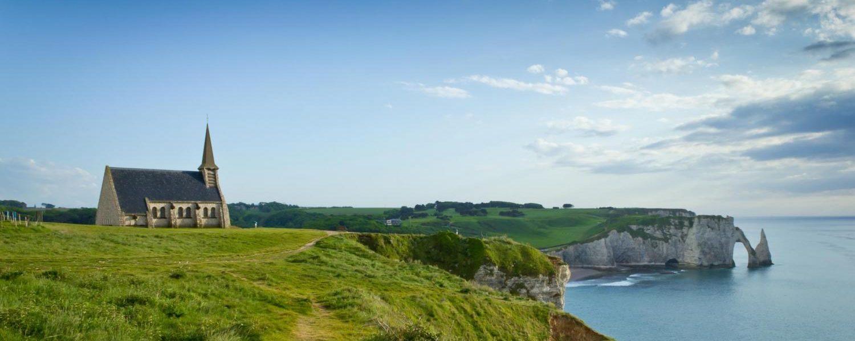 bike tour lionheart normandy coast