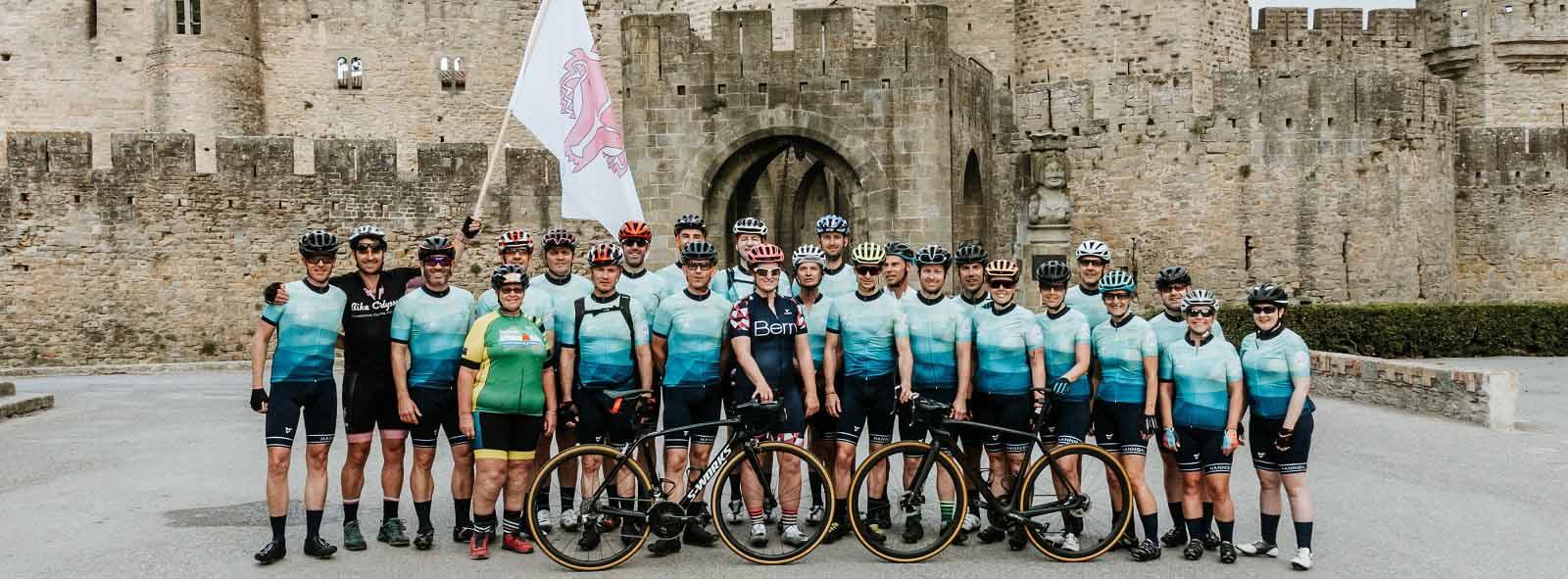 Europe Cycling Tours Barcelona To Rome Hannibal Bike