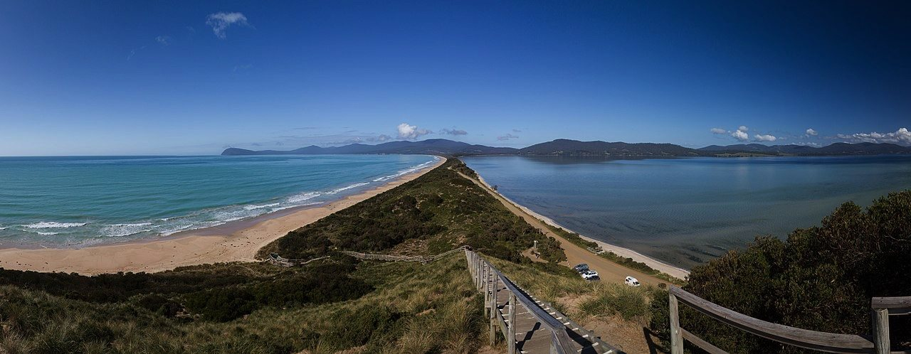 Bruny Island Tasmania Bike Tour