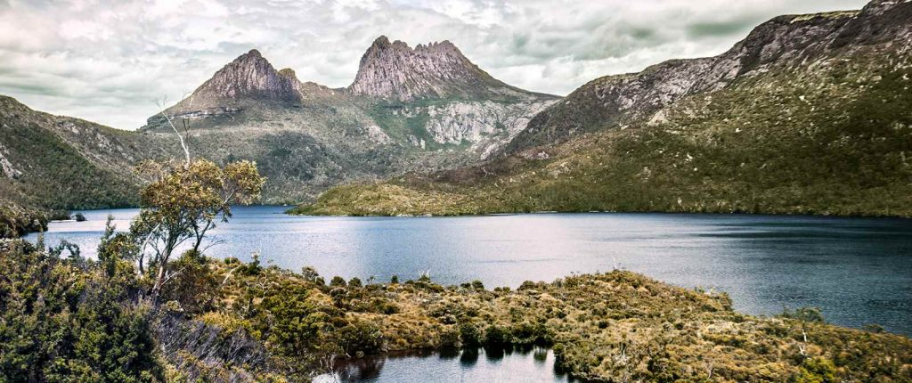Cradle Mountain Bike Tour Tasmania