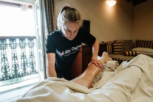 Massage on tour Hannibal - Barcelona to Rome