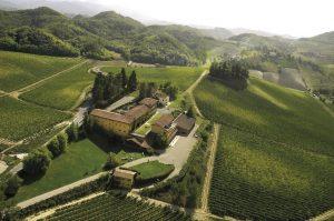 Villa Sparina Bike Tour Piedmont
