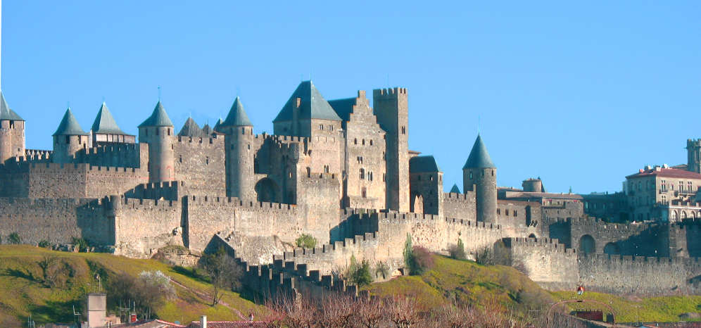 Carcassonne Bike Tour Hannibal