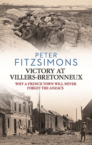 Villers-Bretonneux recommended reading bike tour