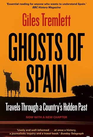 Ghosts-of-Spain-Giles Tremlett-bike tour
