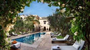 Morocco first hotel