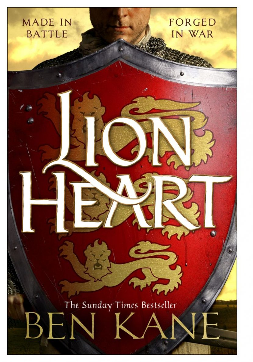 Best Seller Books 2020.Join Ben Kane Historian And Best Selling Author On Lionheart