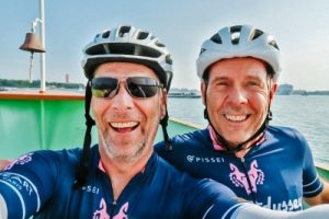 Michael Jones Bike Tour blog Lionheart