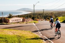 Berry Cycling Escape Gerroa