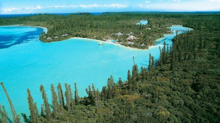 BIke Tour New Caledonia