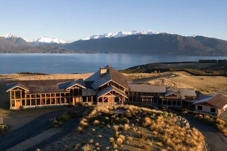 Fiordland Lodge, New Zealand Bike Tour